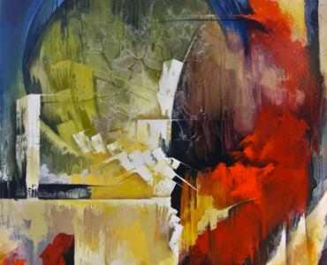 Galipeau Abstraits | Marc Galipeau, artiste peintre
