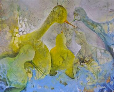 Galipeau Oiseaux | Marc Galipeau, artiste peintre